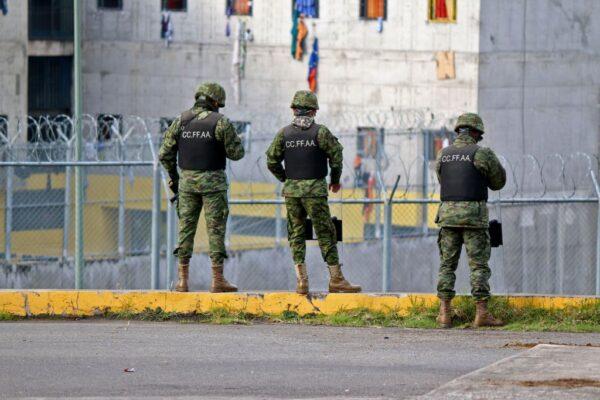 厄瓜多爾監獄腥風血雨 至少79死含18囚遭肢解