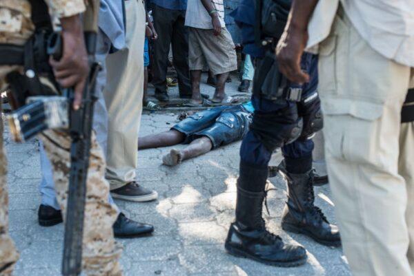 海地监狱暴动 囚犯边逃边杀人 帮派老大遭击毙