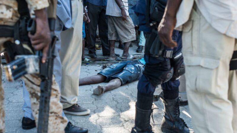 海地監獄暴動 囚犯邊逃邊殺人 幫派老大遭擊斃