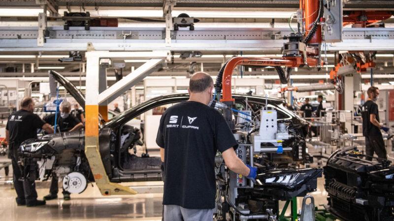 估芯片荒將拖到第3季 大眾汽車等車廠被迫減產