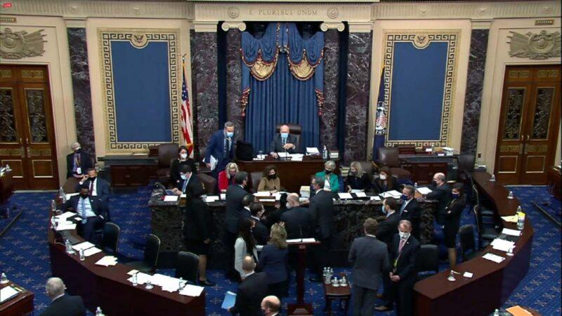 川普律師列出301證人名單 彈劾團隊放棄傳喚證人