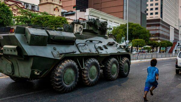 报告:五家中共国企向缅甸军方提供军火