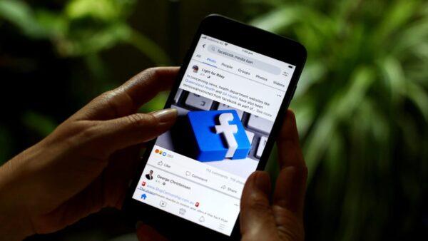 英媒:脸书收钱 替中共做大外宣