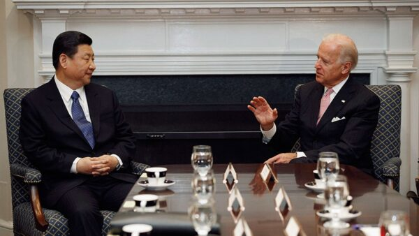 """王赫:中共对美政策有""""三蠢"""""""