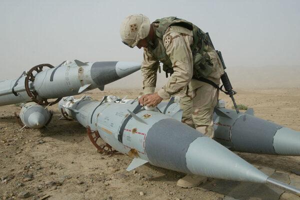 高能炸药失踪 南加州军事基地疑被盗