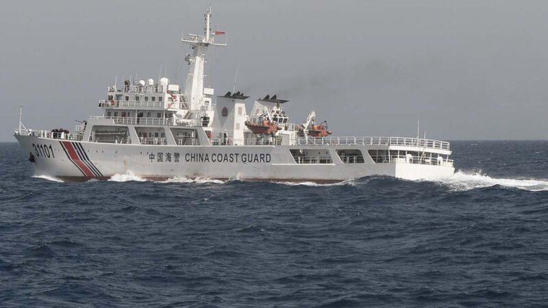 """日本警告将反击 中共表态会在钓鱼岛""""自我克制"""""""