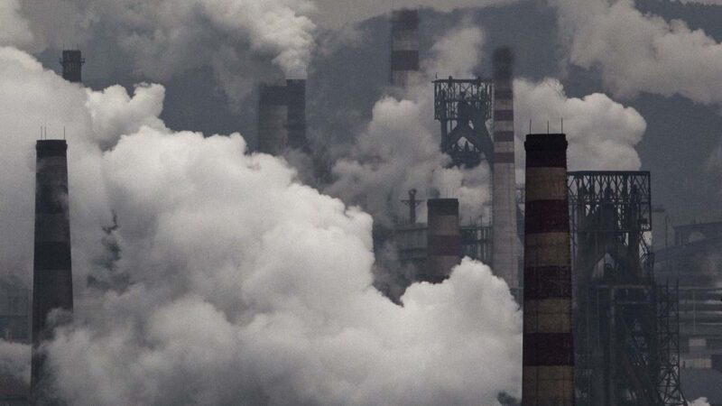 研究:澳洲減排一年不敵中國兩週碳排量
