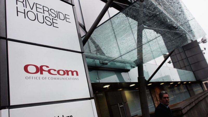 英正式吊銷中共央視機構在英執照 BBC遭報復