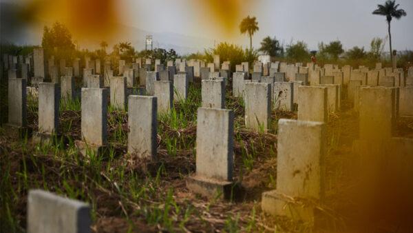 卷土重来 几内亚再爆埃博拉疫情
