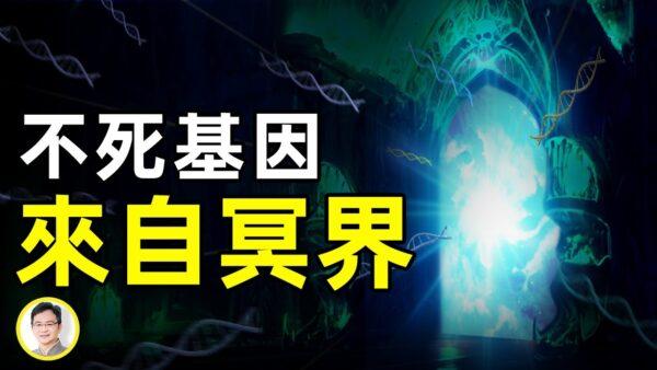 【文昭思緒飛揚】永生真正的秘典!不死基因 來自冥界!