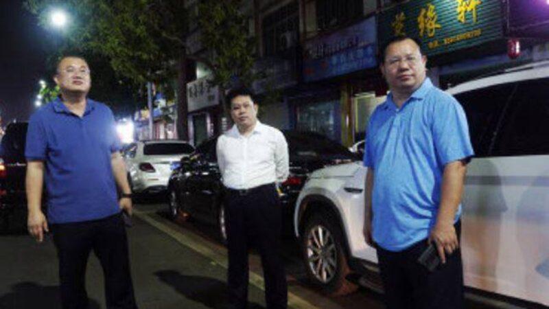 廣東公安火拚 副局長遭派出所長槍擊內幕流出