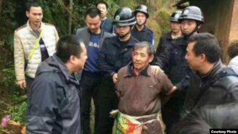 安徽一乡党委书记被杀 凶犯刚出狱