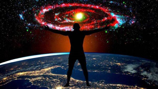 """地球边缘惊现""""神秘巨网"""" 或外星文明所为?"""
