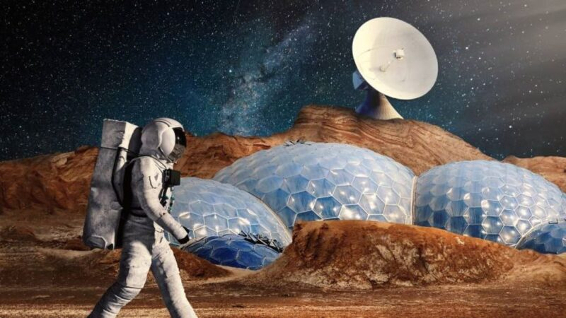 火星移民或将变成现实 阿联酋将送50万人上去