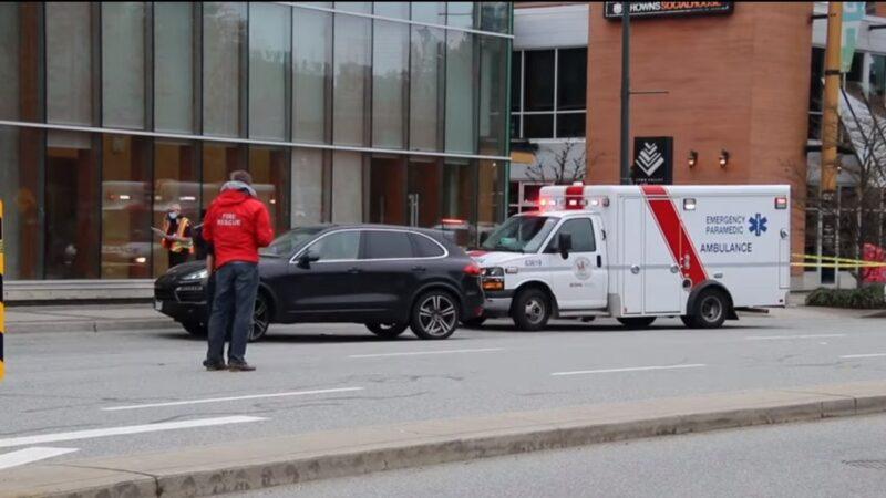 溫哥華驚傳持刀攻擊釀1死5傷 凶嫌自殘後落網(視頻)
