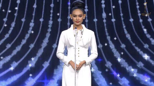 萬國小姐總決賽 緬甸佳麗含淚向國際社會呼救