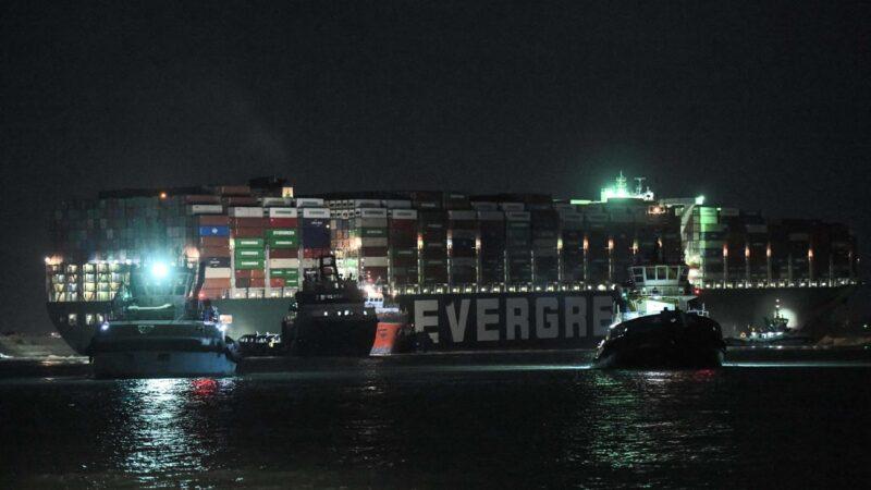 國際貿易太複雜 蘇伊士運河堵塞誰擔責?
