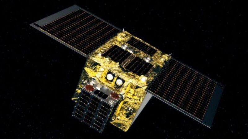 首个太空垃圾清理系统发射升空