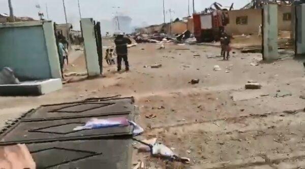 赤道幾內亞軍營連環爆 死亡攀升至98人受傷615人