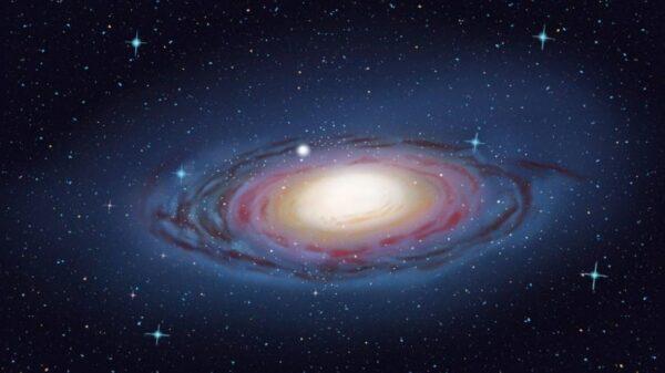 佛陀的银河系 是他创造的世界