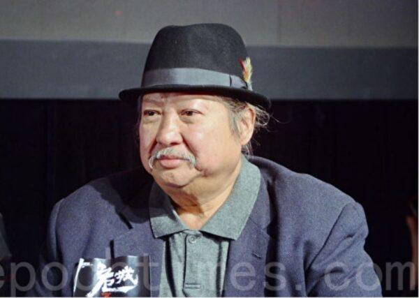 69歲洪金寶嘆香港無望 只能幫忙流眼淚