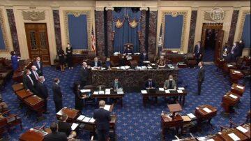 參議院推進疫情紓困案 大紐約274萬人染疫