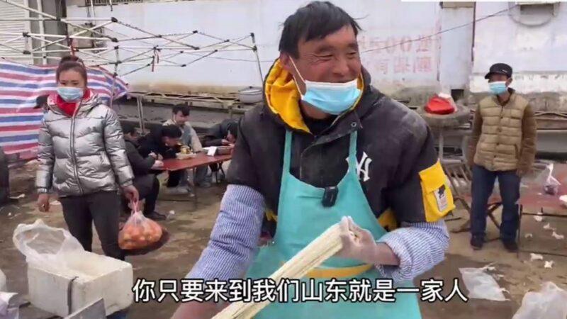 """山东""""拉面哥""""爆红 """"这些乱象""""逼他停业避风头(视频)"""