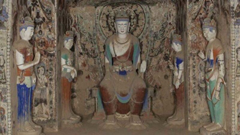 【石窟探祕】修行的聖地 莫高窟形制探祕