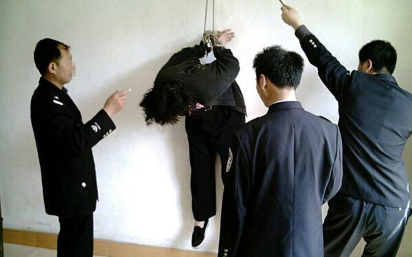 上海管龍妹遭十二年冤獄 被折磨得骨瘦如柴