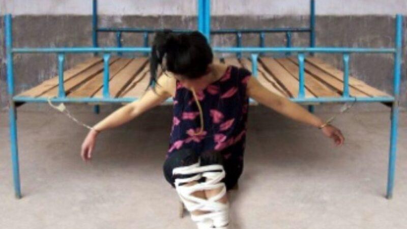 43岁女护士曾遭非法关押酷刑折磨  再被冤判七年半