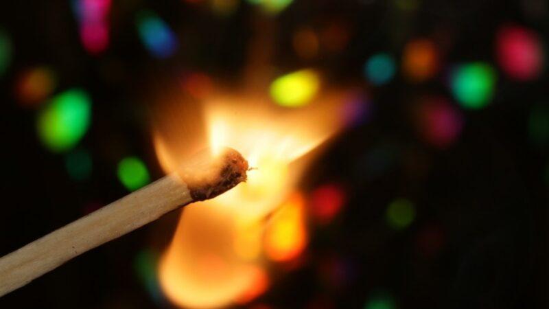 夢遇耶穌 汽油潑身燒3次毫髮未傷