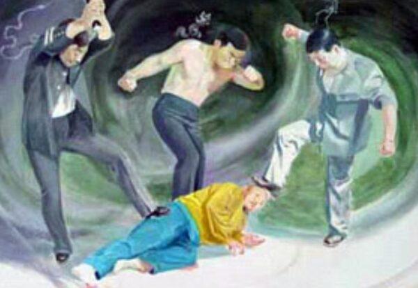 警察抢劫绑架老人 儿子遭威胁 陈书义再被冤判四年