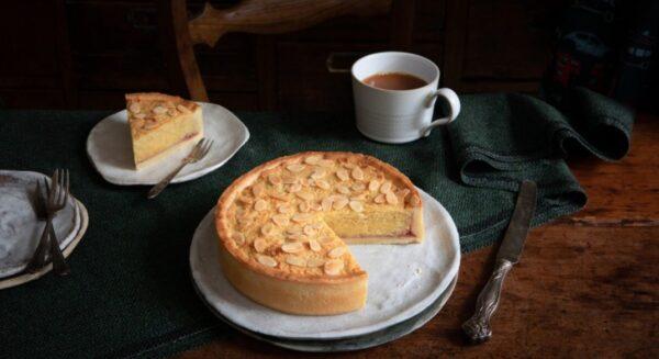 贝克韦尔馅饼 传统的英国美食
