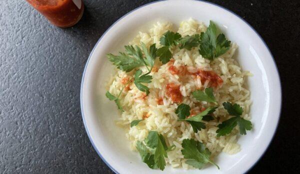 完美的烤米飯 又香又軟