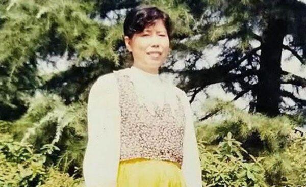 冤狱十年被打毒针  上海蒋林英又遭绑架