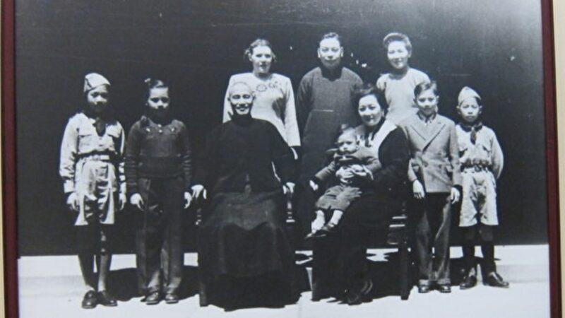 蒋介石:圣经预言一千年的尽头已来临