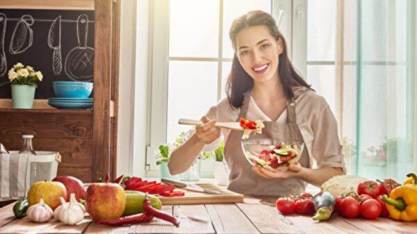 """""""一日五餐""""果蔬混搭 有益身体健康"""