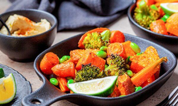 素食能防癌、降血糖 這樣吃不怕缺4種營養素
