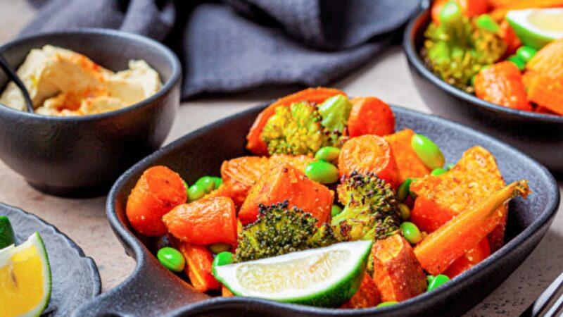 素食能防癌、降血糖 这样吃不怕缺4种营养素
