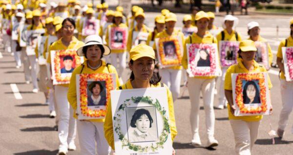 2020年辽宁省586名法轮功学员遭绑架 20人被迫害离世