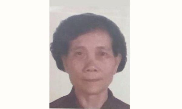 看守所迫害76歲老人 廣州王雪禎無法站立被冤判4年