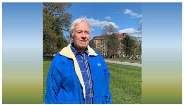 擺脫病痛不復胖 瑞典87歲老人的養生高招