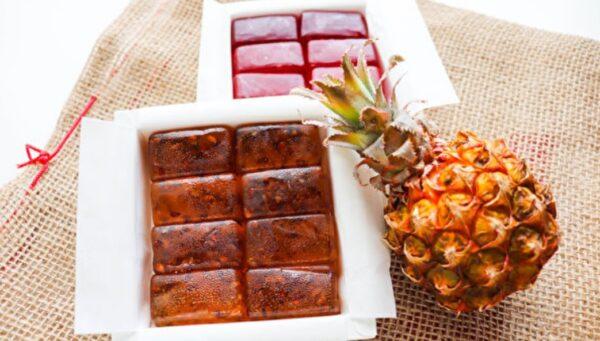 嘴馋时用水果自制糖果吧!6种简易糖果食谱