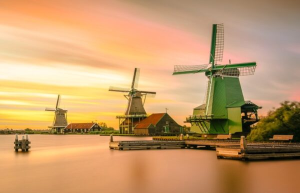 真实的奇幻故事 荷兰阿姆斯特丹掠影