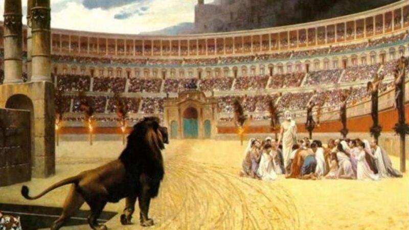 羅馬時代迫害基督徒 今生仍在償還業債