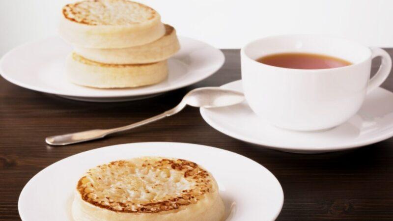 傳統英國烤餅