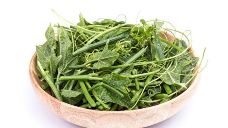 龙须菜增饱足感、少农药 2道料理减重控血糖