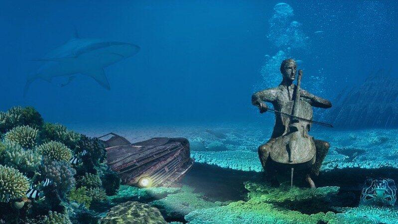 研究發現 海底可能存在神秘異域文明
