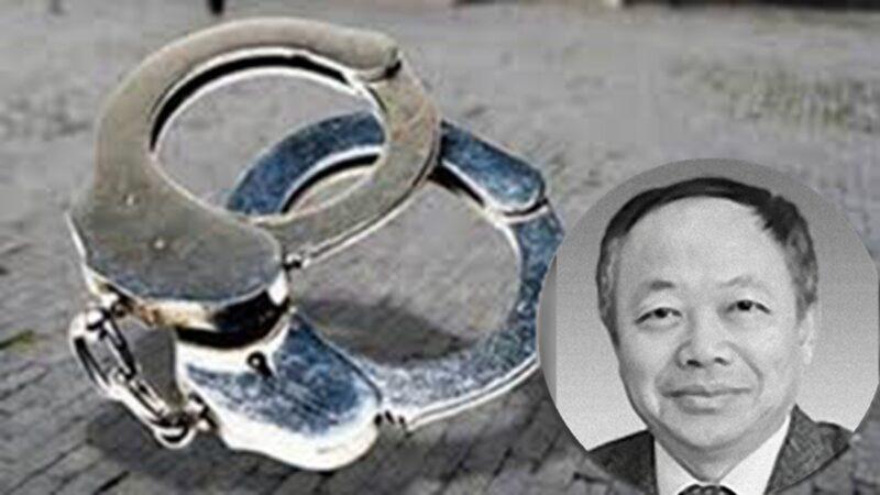 """原中央""""610办公室""""副主任彭波被查"""