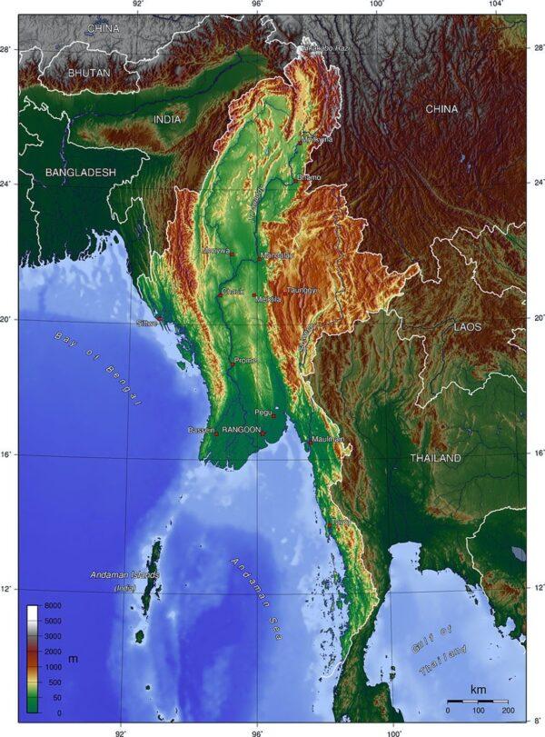 马黑:一个中国的缅共女兵
